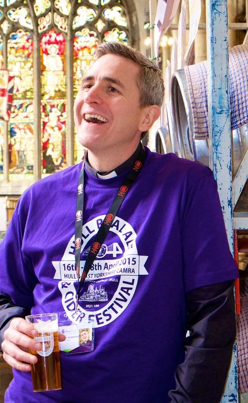 Rev Matt Woodcock Image