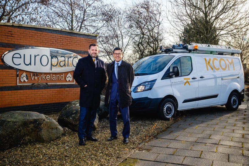 ultrafast fibre broadband europarc