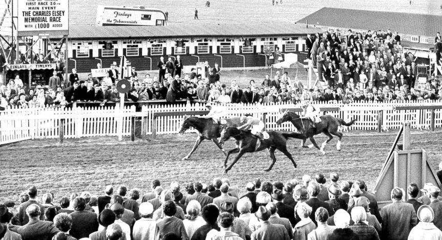 Bygone Beverley Racecourse